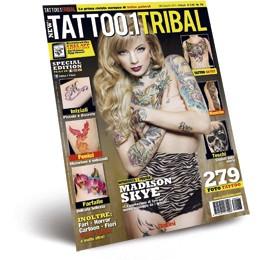 Tattoo.1 Tribal 73 Mag/Giu 2013
