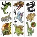 Dinosauri Tattoo Trasferibili 2