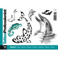 Tattoo Professionist 11 - Delfini