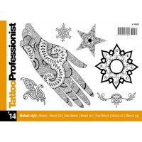 Tattoo Professionist 14 - Stile Mehndi