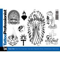 Tattoo Professionist 4 - Tatuaggi Religiosi