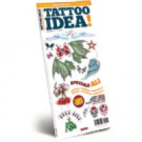 Idea Tattoo 157 Aprile 2011