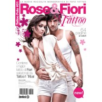 Tattoo Foto 1: Rose & Fiori