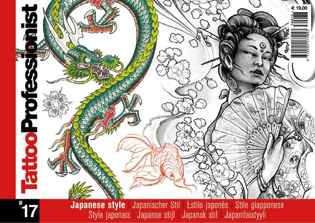 Tattoo Professionist 17 - Japanese Style