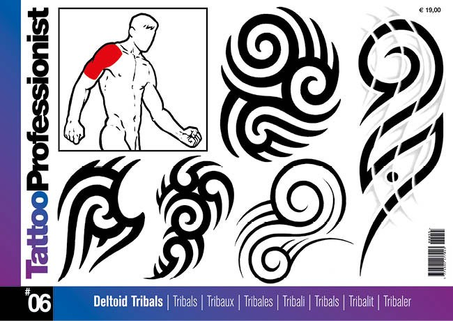 Tattoo Professionist 6 - Deltoid Tribals