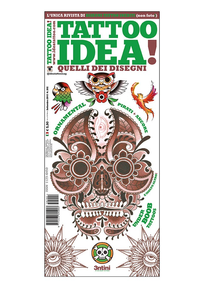 Idea Tattoo 202 September 2015