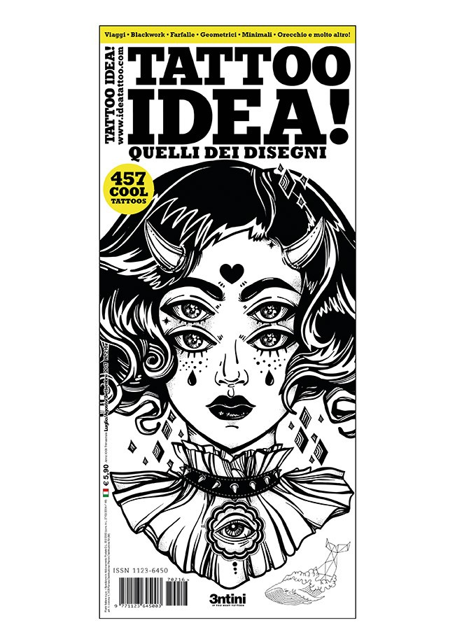 Idea Tattoo 216 July/August/September 2017