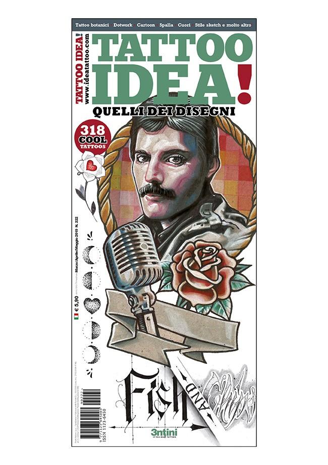 Idea Tattoo n.222