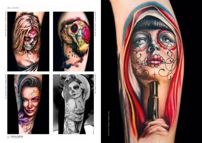 Tattoo Photo 19 Catrina Tattoos