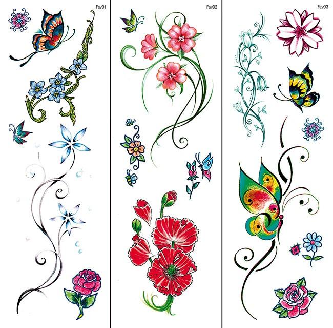Fairy-tale tattoos 2
