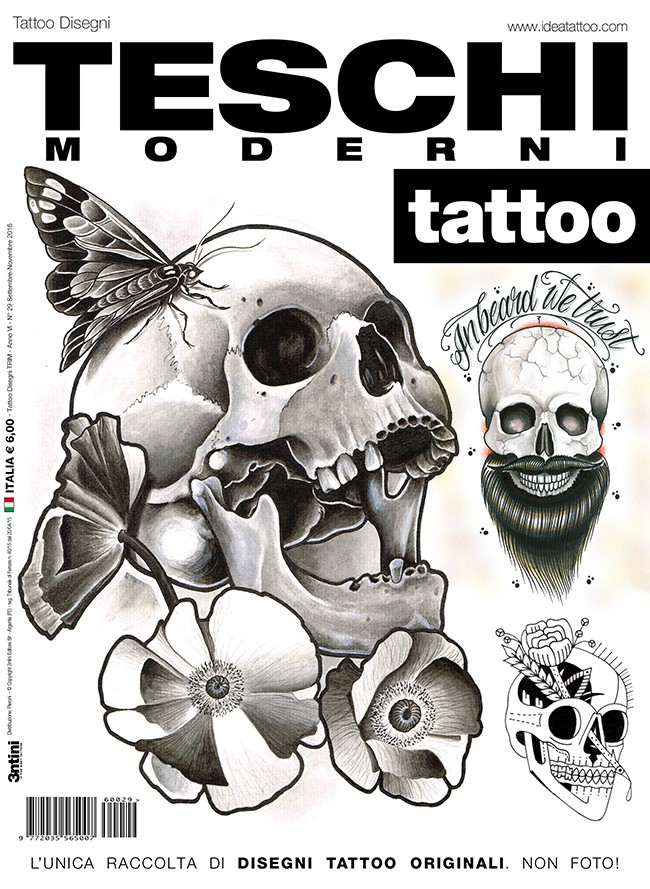 Contemporary skulls