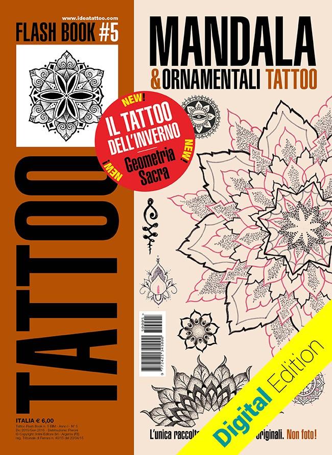 Mandalas & Ornamental Tattoos