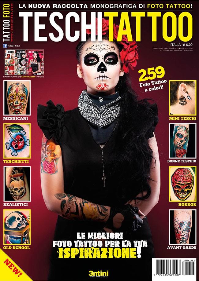 Tattoo Photo 10: Skulls