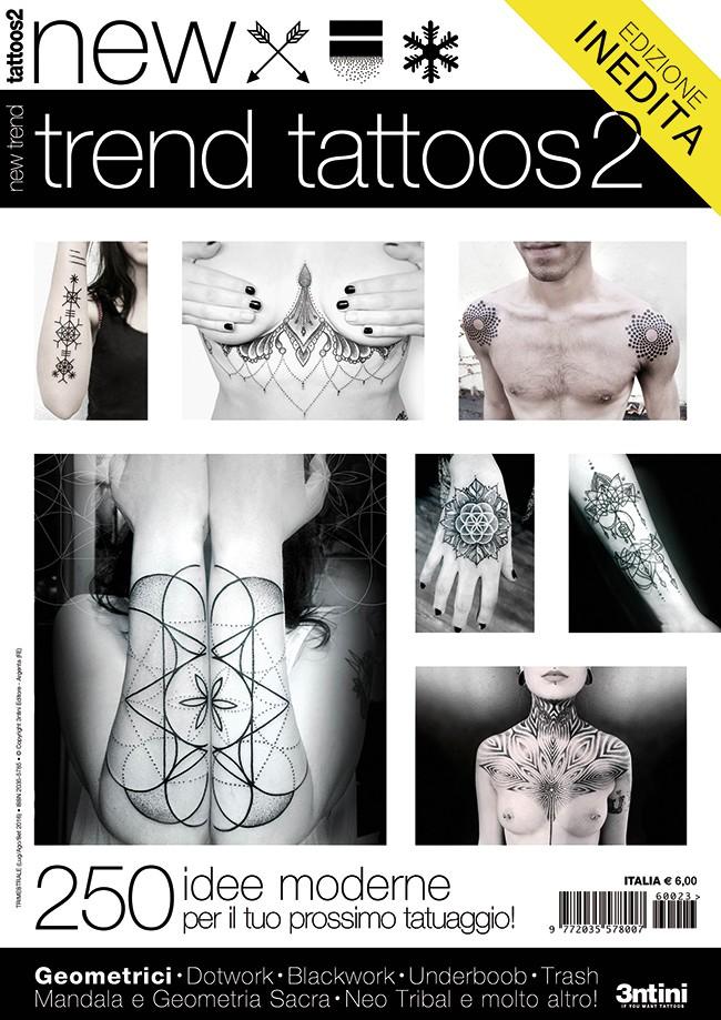 New Tattoo Trends 2