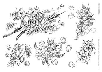 Kirschbluten Tattoo Designs Mit Bedeutungen 15 Ideen 9