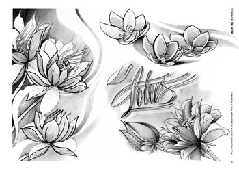 Fiori Japan.Tattoo Professionist 17 Japanese Style
