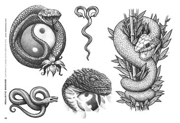Tattoo Templates 60 Free Animal Motifs Tattoo 15