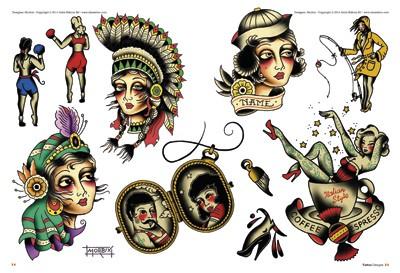 Old School Tattoos Tattoo Designs 7