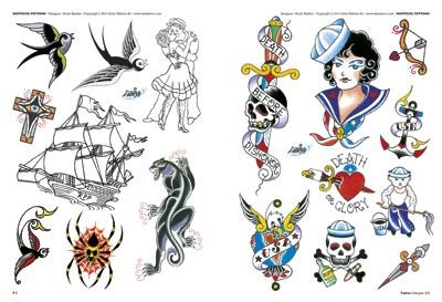 Old School Tattoo Motive 24 Kostenlose Vorlagen 2