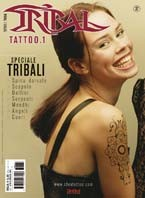 Tribal1 Tattoo: N° 37 April/may 2007
