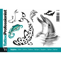 Tattoo Professionist 11 - Dolphins
