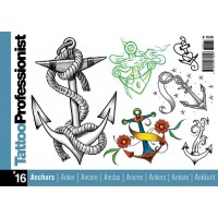 Tattoo Professionist 16 - Anchors