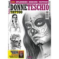 Skull Woman Tattoos