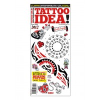 Idea Tattoo 171 August 2012