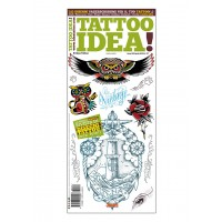 Idea Tattoo 177 April 2013