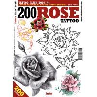 200 Rose Tattoos
