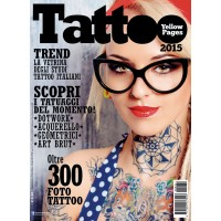 TATTOO YELLOW PAGES 2015