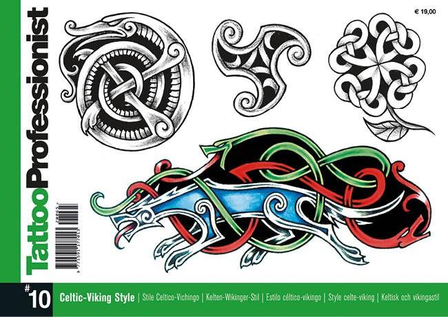 Tattoo Professionist 10 - Kelten-wikinger-stil