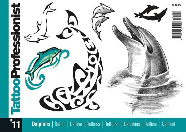 Tattoo Professionist 11 - Delfine