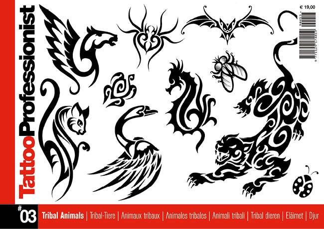 Tattoo Professionist 3 - Stammestiere