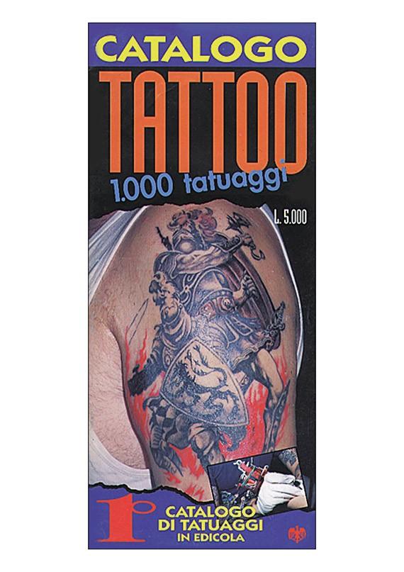 Catalogo Tattoo