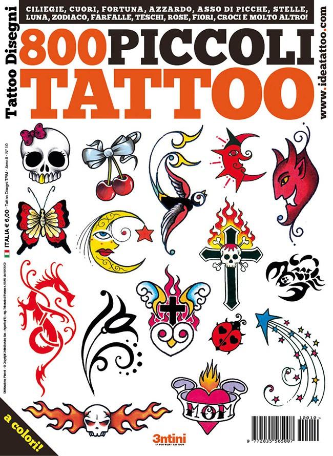 800 Kleine Tattoos
