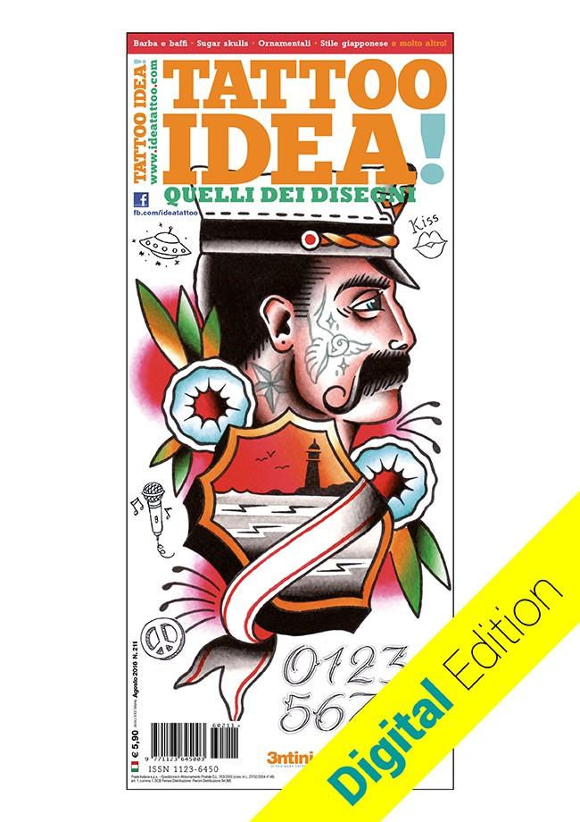 Idea Tattoo 211 August 2016