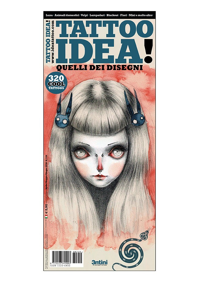 Idea Tattoo 219 April/Mai/Juni 2018