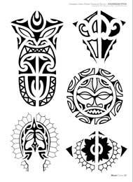 Maori tattoo vorlagen