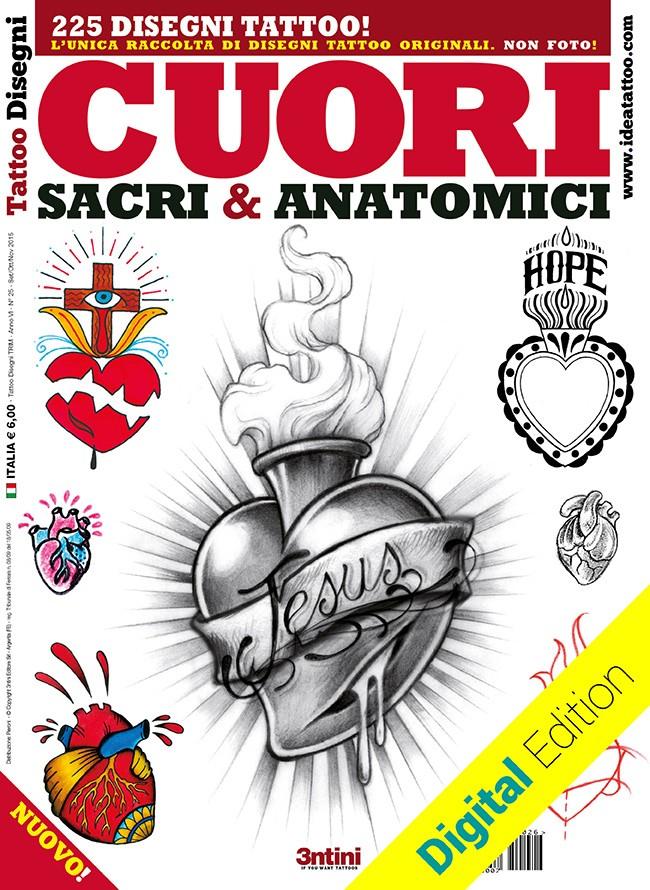 Heilige und anatomische Herzen