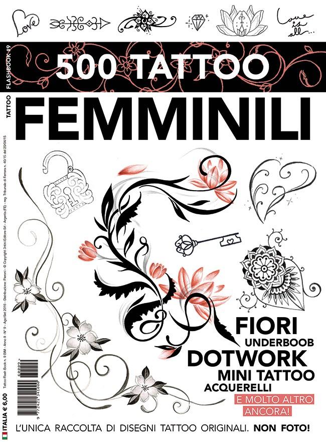 500 feminine Tätowierungen