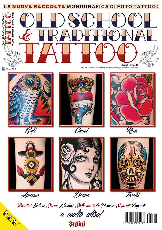 Tattoo Foto 14: Old School Und Traditional Tattoo