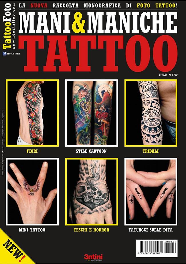 Tattoo Foto 16: Hand-tattoos Und Sleeves