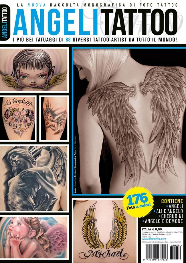 Tattoo Photo 6: Engel-tattoos