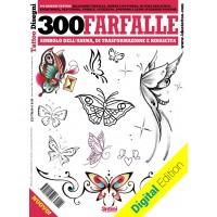 300 Schmetterlinge