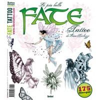 Die Schönsten Feen – Tattoos By Luca Tarlazzi