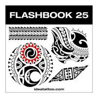 Polynesische Tattoos