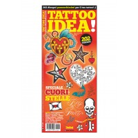 Idea Tattoo 160 Juli 2011