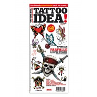 Idea Tattoo 163 Oktober 2011