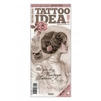 Idea Tattoo 190 Juli 2014